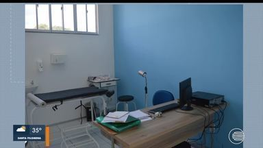 Unidade Básica de Saúde é inaugurada no bairro Memorare em Teresina - Unidade Básica de Saúde é inaugurada no bairro Memorare em Teresina