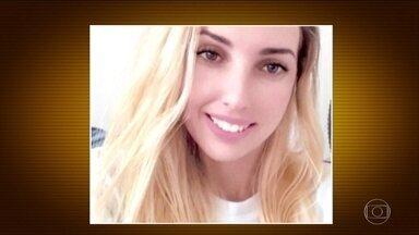 Polícia prende suspeito de matar estudante no RJ após rastrear celular roubado - Polícia disse que celular foi colocado à venda no mesmo dia do crime. Outro homem ainda é procurado. Marcela de Souza Oliveira foi encontrada morta dentro de um rio em Nova Iguaçu, na Baixada Fluminense.