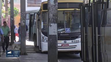 Motoristas de ônibus do Entorno denunciam motoristas piratas - Eles dizem que são ameaçados e até agredidos na disputa por passageiros.