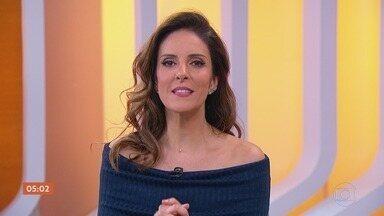 Hora 1 - Edição de sexta-feira, 07/06/2019 - Os assuntos mais importantes do Brasil e do mundo, com apresentação de Monalisa Perrone