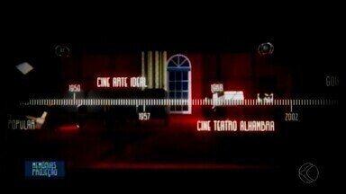 Série Memórias em Projeção: fim dos cinemas de rua e a exibição do filme Titanic - Última reportagem da série mostra a repercussão do filme que levou milhares de pessoas ao cinema em Divinópolis.