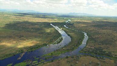 Saiba mais sobre o rio Paraguaçu, que é genuinamente baiano e corta boa parte do estado - O rio nasce na Chapada Diamantina e desemboca na baía de Todos-os-Santos.
