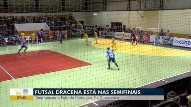 Confira as novidades do esporte regional - Azulão teve derrota neste fim de semana.