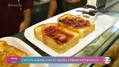 Conheça os segredos da tradicional Torrada Petrópolis - Pão de forma da cidade serrana do Rio de Janeiro é muito conhecido para ser consumido com manteiga ou geleia