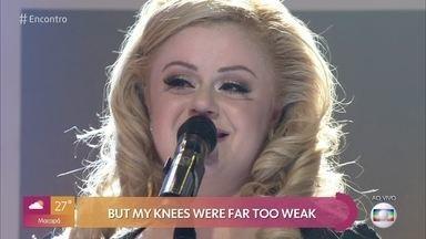 Sthephanie Lii é a estrela de tributo a Adele - Cantora faz uma turnê mundial cantando músicas da britânica. Confira!
