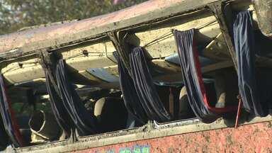 Causas do acidente ainda serão investigadas pela polícia - Vítimas relembram o acidente.