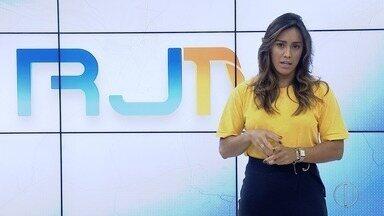RJ1 Inter TV - Edição de segunda-feira, 10/06/2019 - Apresentado por Ana Paula Mendes, o telejornal da hora do almoço traz as principais notícias das regiões Serrana, dos Lagos, Norte e Noroeste Fluminense.