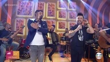 Diego & Victor Hugo canta 'Infarto' - Confira