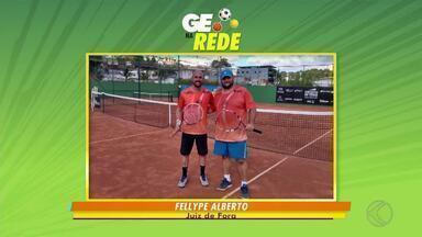 GE na Rede tem jiu-jitsu, tênis, corrida e futebol pela região - Juiz de Fora, Mercês, São João Nepomuceno, Visconde do Rio Branco e Santos Dumont são destaques do Globo Esporte