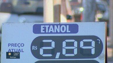 Preço do etanol em Jardinópolis, SP, é o mais alto na região de Ribeirão Preto - Litro do biocombustível está R$ 0,39 mais elevado do que em outros postos.