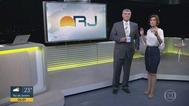 Bom Dia RJ - Edição de sexta-feira, 14/06/2019 - As primeiras notícias do Rio de Janeiro, apresentadas por Flávio Fachel, com prestação de serviço, boletins de trânsito e previsão do tempo.