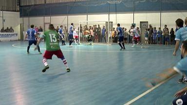 Taubaté vence Mogi Futsal e elimina equipe da Copa Paulista - Time mogiano chegou a estar vencendo por dois a zero, mas levou a virada no segundo tempo