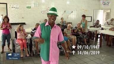 Morre Mestre Bará, um dos principais símbolos do samba santista - Genario Vila Nova morreu na sexta-feira (14).
