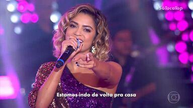 Programa de 15/06/2019 - Último episódio com Wesley Safadão e Lucy Alves tem Paula Fernandes, MC Kevin O Chris e Os Paralamas do Sucesso entre as atrações