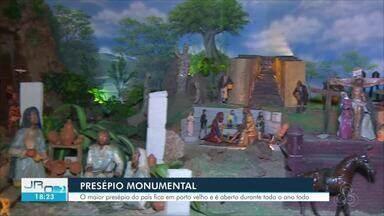 Museu Internacional de Arte de Porto Velho - Várias obras podem ser conferidas no museu que fica na Zona Leste.