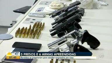 João Pedro Ribeiro traz as informações do plantão policial - O Bom Dia Ceará tem os detalhes das principais ocorrências policiais.