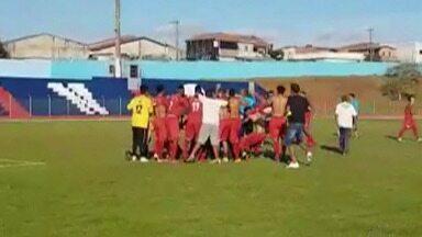 Poá é campeã da Taça Condemat de futebol - A decisão contra Suzano foi definida nos pênaltis e emocionou os torcedores.