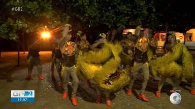 Quadrinha 'Encanto Nordestino' se apresenta nesta terça no São João de Petrolina - Esse ano o grupo venceu o concurso de quadrilhas de Araripina.