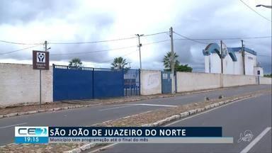 Começa amanhã o São João de Juazeiro do Norte - Confira mais notícias em g1.globo.com/ce
