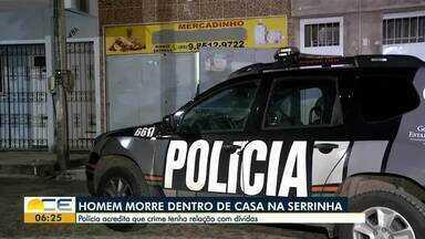 Halisson Ferreira traz as informações do plantão policial - O Bom Dia Ceará tem os detalhes do que aconteceu na noite e na madrugada.