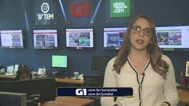 Carol Andrade traz os destaques do G1 nesta quarta-feira - Carol Andrade traz os destaques do G1 nesta quarta-feira (19).
