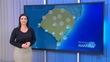 Temperaturas devem diminuir neste feriado de Corpus Christi - Assista ao vídeo.