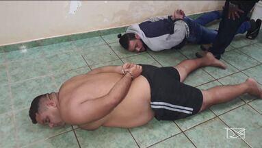 Dois maranhenses foram presos em São Paulo por envolvimento em sequestro - Dois maranhenses foram presos na quarta-feira (19) por envolvimento no sequestro de um empresário de 74 anos. Um dos suspeitos é filho de um ex-prefeito de Timbiras.