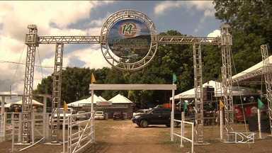 Maior evento do agronegócio é realizado no Maranhão - Produtores rurais do Maranhão de outros estados participam da 14ª agrofeira de Bacabal.