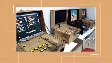 Três pessoas são presas por envolvimento em jogos de azar - Mandados de busca e apreensão foram cumpridos no Centro e no Bairro Jabuticabal.