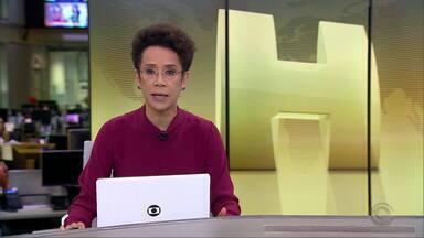 Confira destaques do Jornal Hoje desta quinta-feira (20) - Assista ao vídeo.