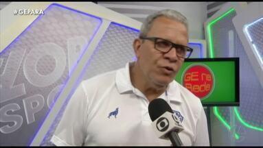 Em entrevista ao GE na Rede, Hélio dos Anjos pede o apoio da Fiel no Re-Pa - Treinador foi o convidado do programa desta semana. Ele falou da expectativa bicolor para o clássico de domingo