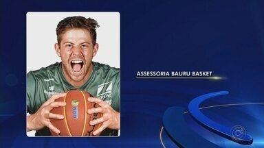 Bauru Basket anuncia contratação de novo reforço - O ala Kevin Crescenzi é o novo reforço do Sendi/Bauru Basket. Com apenas 26 anos e o jogador é o recente campeão do NBB 11 pelo Flamengo.