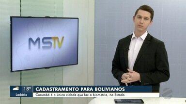 MSTV 1ª Edição Corumbá - quinta-feira 20/06/2019 - MSTV 1ª Edição Corumbá - quinta-feira 20/06/2019