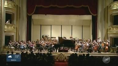 Orquestra Jovem de Boston comemora os 40 anos da EPTV com concerto em Ribeirão Preto - Filarmônica se apresenta no Theatro Pedro II na noite desta quinta-feira (20).