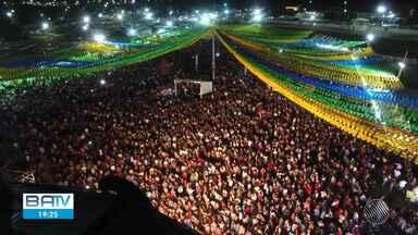 Setor hoteleiro do interior do estado comemora alta taxa de ocupação nas festas juninas - O São João aquece a economia de cidades como Ibicuí, Amargosa, Santo Antonio de Jesus e Senhor do Bonfim.