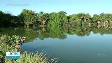 Corpo de homem que estava desaparecido é encontrado em represa de Gurupi - Corpo de homem que estava desaparecido é encontrado em represa de Gurupi