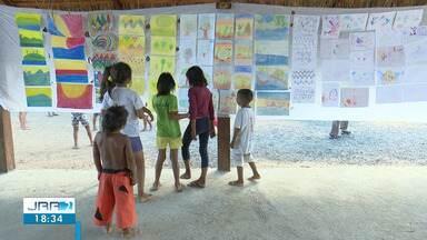 Venezuelanos participam de programação especial no Dia Mundial do Refugiado - Imigrantes afirmam se sentirem gratos por toda ajuda ofertada pelos brasileiros.