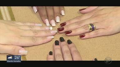Moda: veja como unhas bem feitas afetam a autoestima das mulheres - Moda: veja como unhas bem feitas afetam a autoestima das mulheres