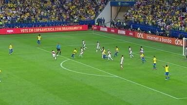 Melhores momentos: Peru 0 x 5 Brasil pela 3ª rodada da fase de grupos da Copa América - Melhores momentos: Peru 0 x 5 Brasil pela 3ª rodada da fase de grupos da Copa América