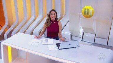 Hora 1 - Edição de segunda-feira, 24/06/2019 - Os assuntos mais importantes do Brasil e do mundo, com apresentação de Monalisa Perrone