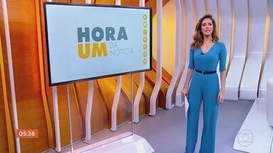 Hora 1 - Edição de terça-feira, 25/06/2019 - Os assuntos mais importantes do Brasil e do mundo, com apresentação de Monalisa Perrone