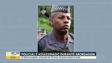 Bom Dia SP - Edição de terça-feira, 25/06/2019 - Polícia procura homem que atirou em PMs de dentro do próprio apartamento. Frente fria se aproxima do país. Ponte do jaguaré foi reaberta parcialmente.