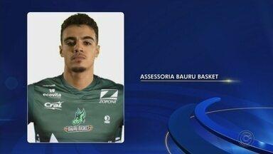 Bauru Basket anuncia a contratação do armador Lucas Brito, ex-São Paulo - Jogador de 21 anos jogará pela primeira vez uma edição do NBB.