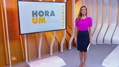 Hora 1 - Edição de quarta-feira, 26/06/2019 - Os assuntos mais importantes do Brasil e do mundo, com apresentação de Monalisa Perrone