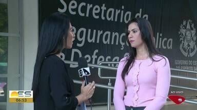 Secretaria de Segurança do ES muda a forma de contabilizar casos de feminicídio - Violência contra a mulher faz muitas vítimas no estado.
