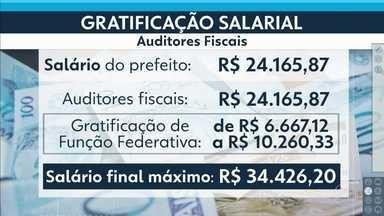 Câmara aprova projeto de lei que dá gratificações a servidores públicos municipais - Se a lei for aprovada pelo prefeito Bruno Covas, auditores fiscais podem ter salários que podem passar de R$34 mil.