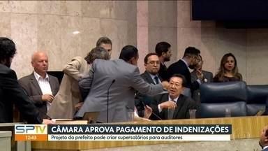 Câmara de SP aprova Lei de Diretrizes Orçamentárias - Vereadores da capital dizem como a prefeitura deve gastar verba.
