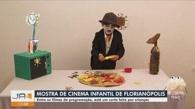 Mostra de Cinema Infantil tem programação em Florianópolis - Mostra de Cinema Infantil tem programação em Florianópolis