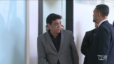 Testemunhas são ouvidas em processo que investiga crimes do ex-delegado Tiago Bardal - Audiência ouviu testemunhas de defesa em processo sobre envolvimento em uma organização criminosa.
