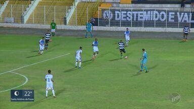 XV de Piracicaba vence o Rio Claro na Copa Paulista - Na Copa Paulista, o XV de Piracicaba venceu a primeira na competição. Jogando em casa, o time bateu o Rio Claro por 2 a 1.